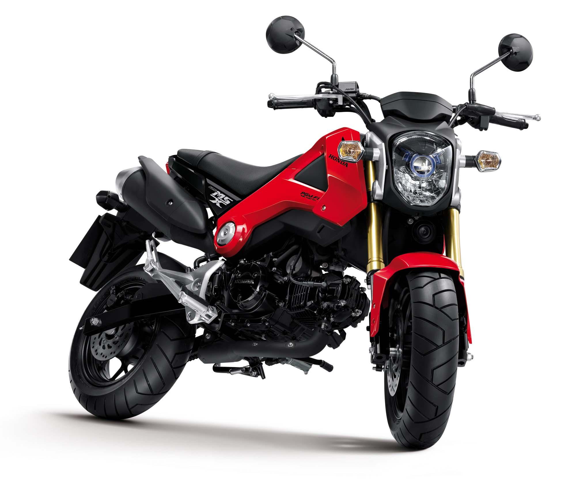 Xe tay côn Honda sắp gia nhập thị trường Việt Nam