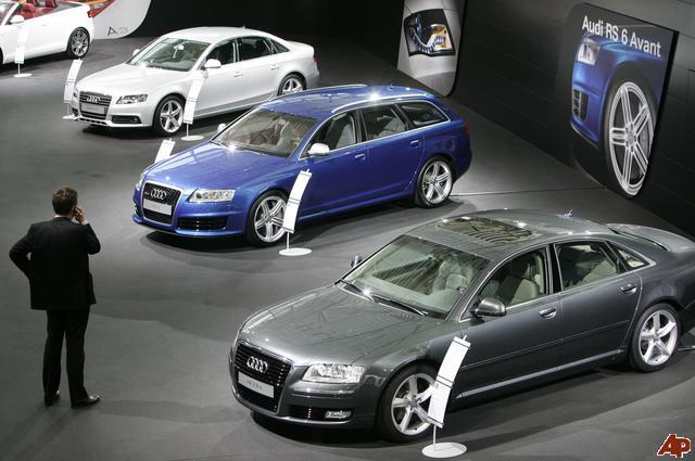 Audi sẽ tăng doanh số 200.000 chiếc năm 2016