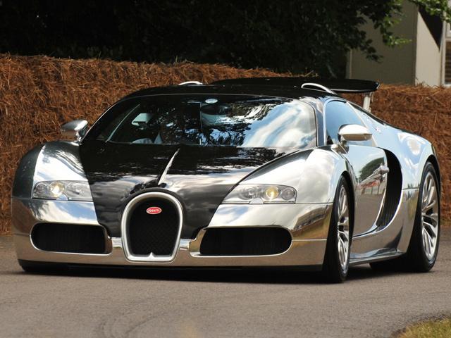 Bugatti Veyron Pur Sang cực hiếm giá hơn 2.6 triệu USD