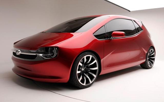 Honda GEAR Concept - trở lại quá khứ