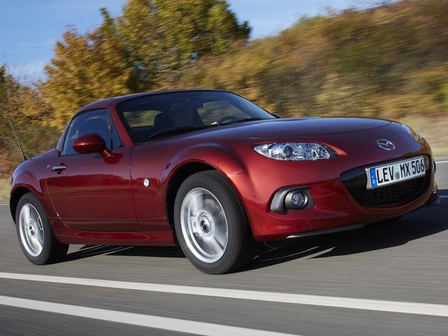 Mazda chính thức hợp tác Fiat sản xuất Alfa Romeo mui trần