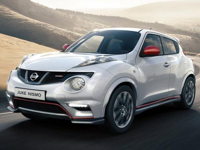 Nissan xác nhận phiên bản Juke Nismo RC
