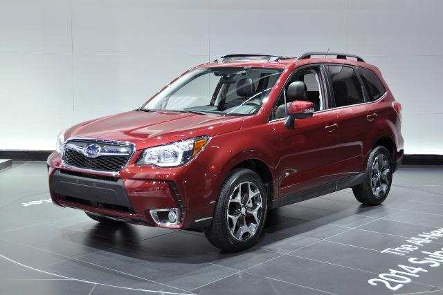 Subaru Forster 2014 có giá từ 21.995 USD