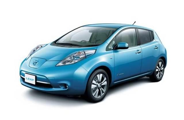 Xe điện Nissan Leaf giảm giá khủng