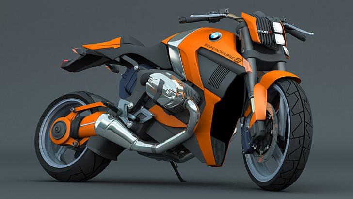 Lộ diện dự án BMW Supercharger