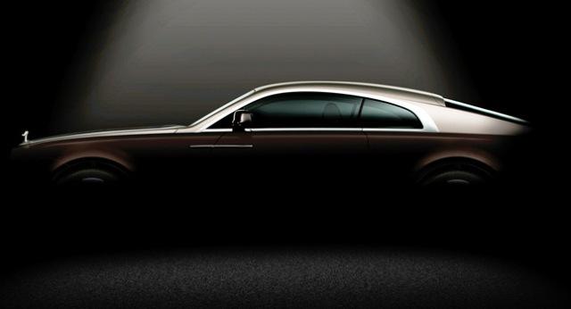 Rolls-Royce Wraith sắp tái xuất