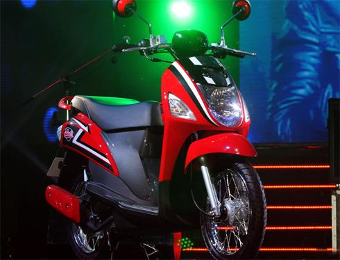 Suzuki tung ra xe tay ga cỡ nhỏ tại Thái Lan