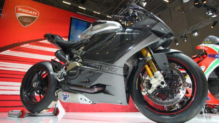 Ducati 1199 Panigale RS13 có giá bằng chiếc xe hơi hạng sang