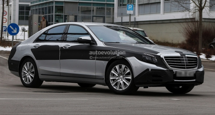 Mercedes S-Class 2014 – tiếp nối một huyền thoại