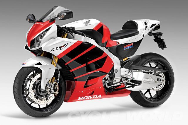 Sẽ không có Honda RCV mới