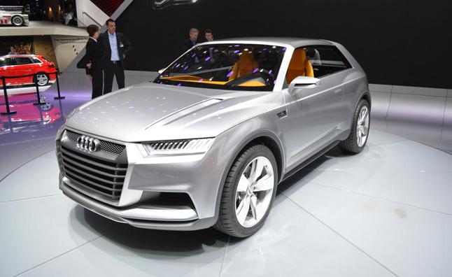Audi tăng gấp đôi dòng xe SUV vào năm 2020