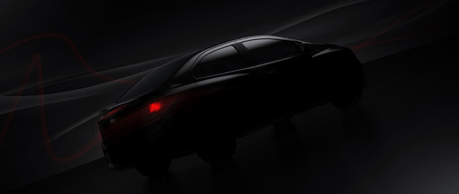 Chevrolet úp mở phiên bản sedan Prisma