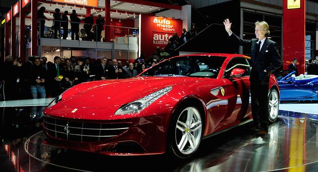 Ferrari lập kỷ lục năm 2012
