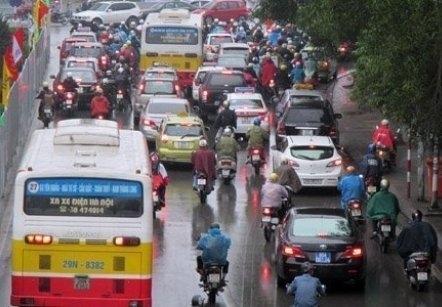 """Hà Nội thí điểm """"phạt nguội"""" vi phạm giao thông"""