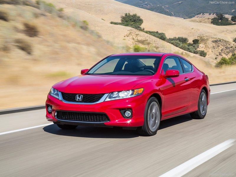 Honda Accord Coupe đạt chuẩn 5 sao về an toàn