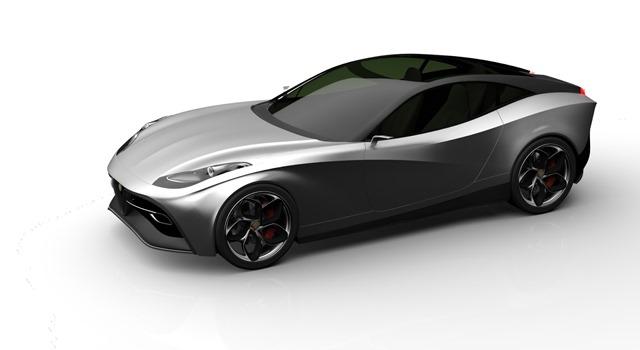 Alfa Romeo 6C coupe – xe thể thao của tương lai