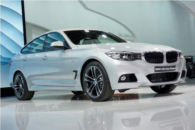 BMW trình làng 3 Series GT
