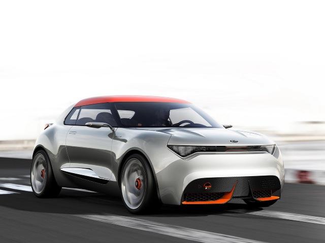 Kia Provo Crossover – phong cách của tương lai