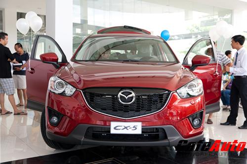 Mazda CX-5 giảm giá tới 131 triệu đồng