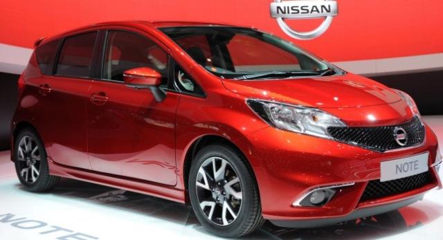 Nissan Note 2013 lộ diện hoàn toàn