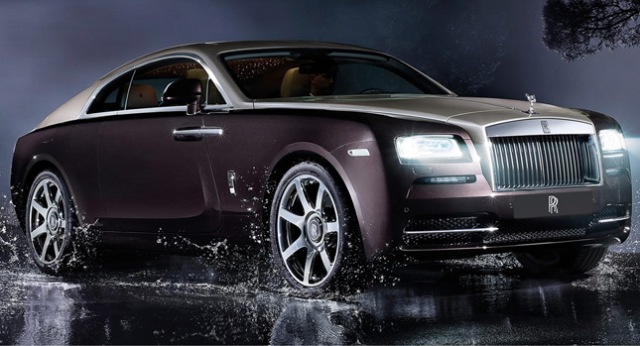 Wraith – chiếc Coupe mạnh nhất của Rolls Royce