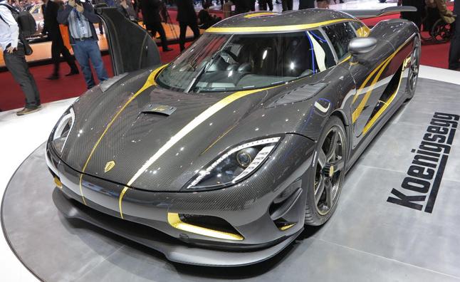 """10 """"ngôi sao"""" tại Geneva Motor Show 2013"""