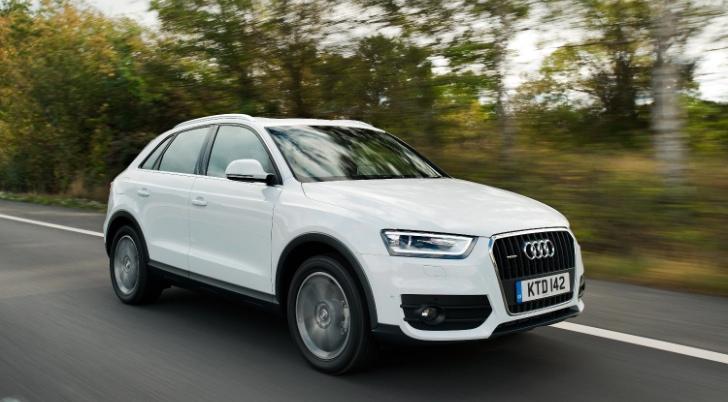 Audi chạy đua với BMW bằng xe SUV
