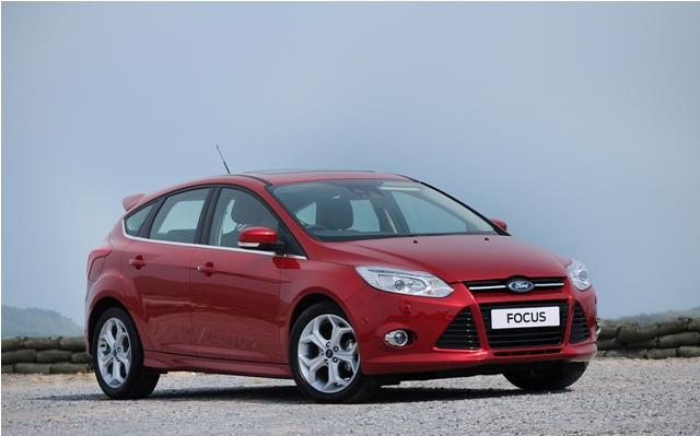 Ford thu hồi 6.500 xe do lỗi khóa an toàn