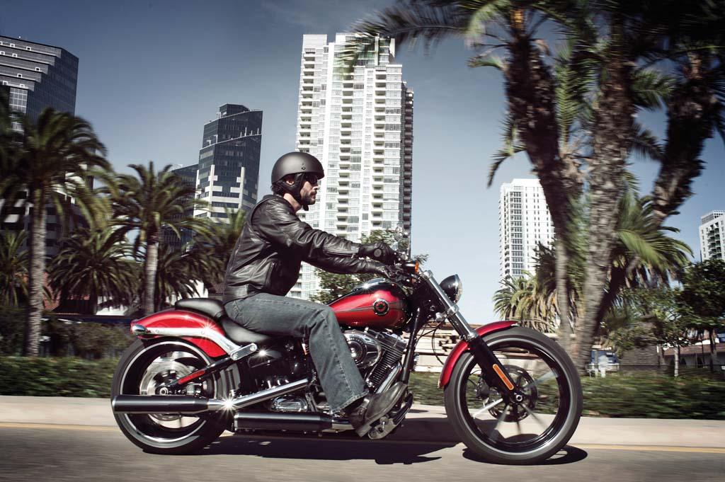 Harley-Davidson Breakout 2013 ra mắt