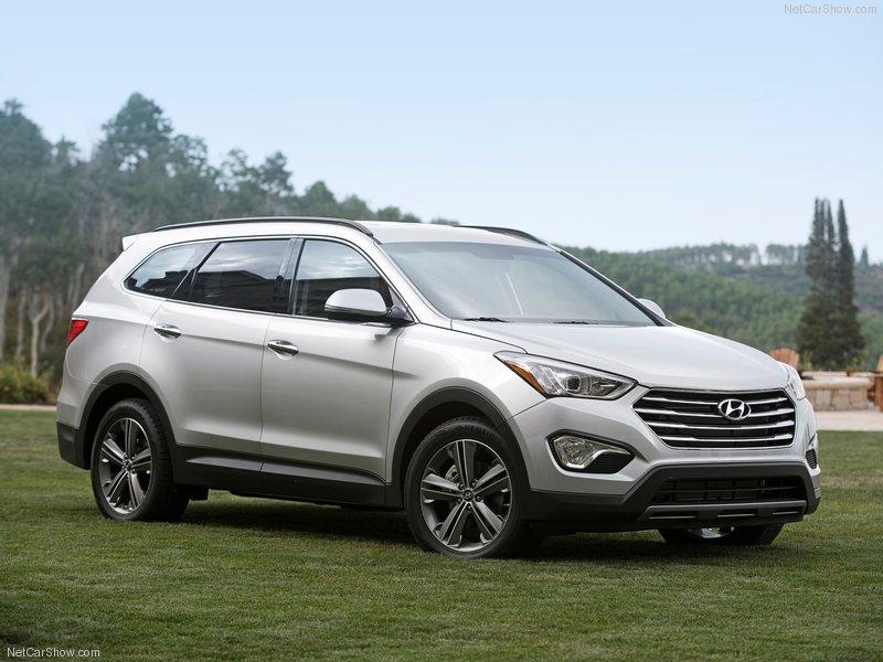 Hyundai Santa Fe sẽ có thêm bản Hybrid