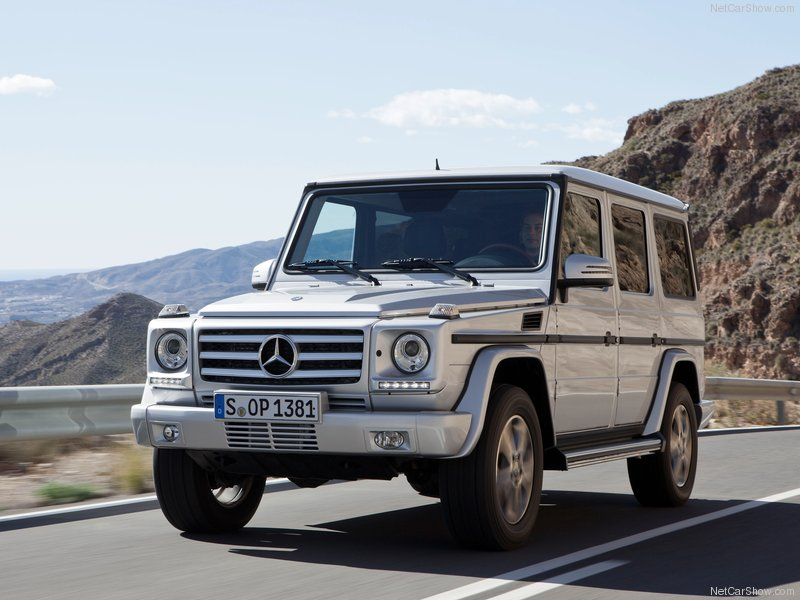 Mercedes sắp tung ra G-Class giá rẻ