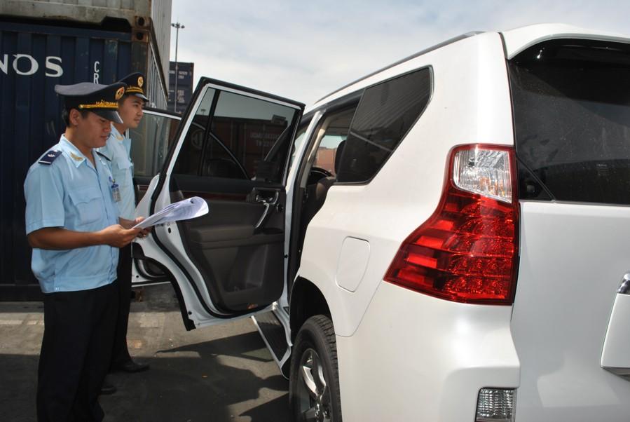 Từ chối cấp phép nhiều xe ô tô NK diện Việt kiều hồi hương