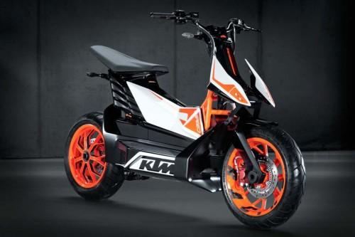 KTM E-Speed xế lạ tại Tokyo Motorcycle Show