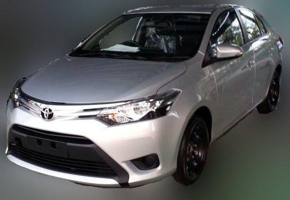 Rò rỉ hình ảnh Toyota Vios thế hệ mới