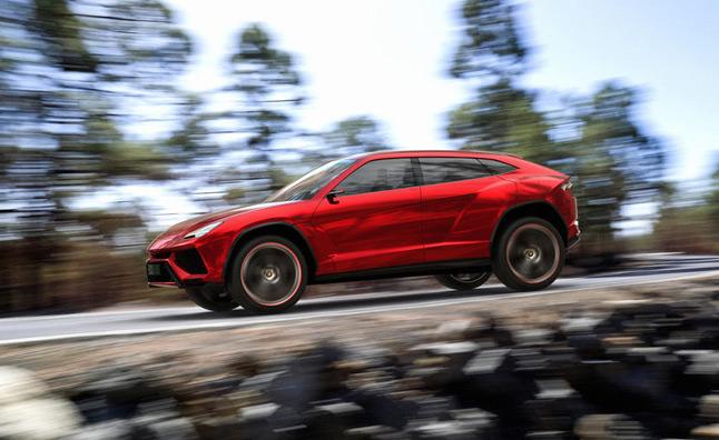 Siêu SUV của Lamborghini ra mắt vào năm 2016