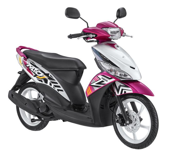 Yamaha Mio J Teen có giá khoảng 28.5 triệu đồng