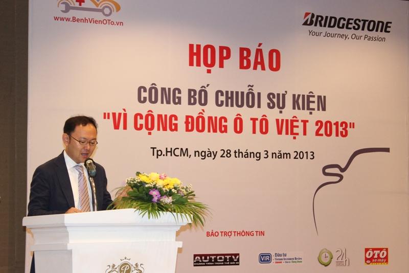 """""""Vì Cộng Đồng Ô Tô Việt"""" chính thức khởi động"""