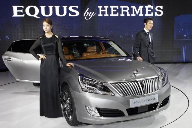 Hyundai Equus 2014 có trở thành xe sang số 1?