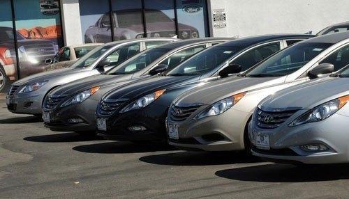 Ngày 1-4 áp dụng thuế trước bạ ô tô mới
