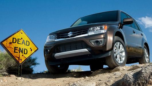 Suzuki tiếp tục phá sản ở Canada