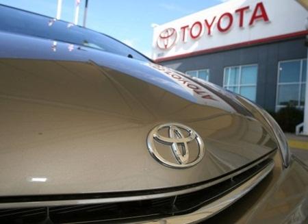 Toyota dự định nâng sản lượng xe nội địa lên 10%