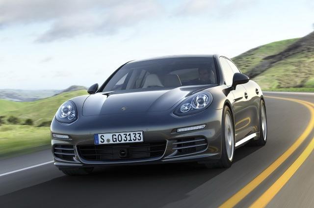 Rò rỉ thông số Porsche Panamera 2014