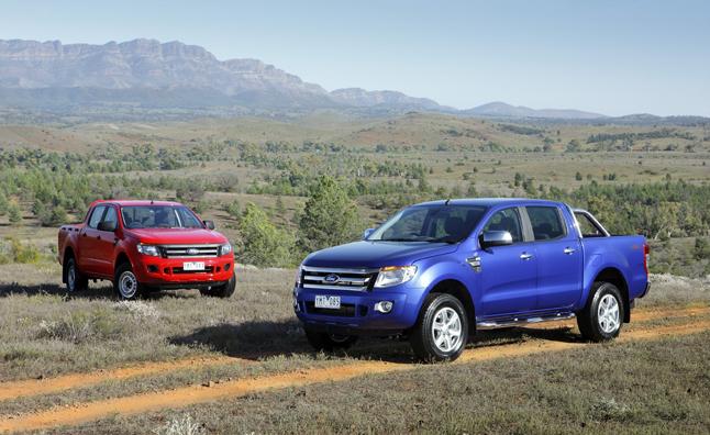Ford xây dựng xe bán tải cỡ nhỏ