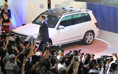 """Nghịch lý """"hợp lý"""" của thị trường ôtô Việt Nam"""