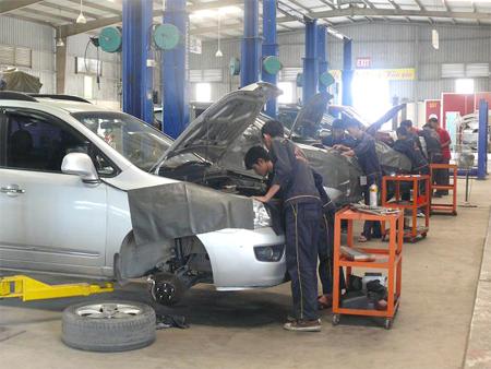 5 lỗi thường gặp khi bảo dưỡng xe