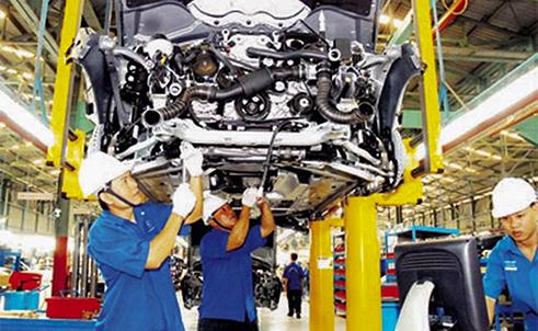 Đề án phát triển ngành công nghiệp ô tô đến năm 2020: Một cái nhìn quá muộn màng