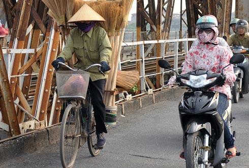 Sở Công thương Hà Nội 'xin' 900 triệu cho đề án khuyến khích xe đạp