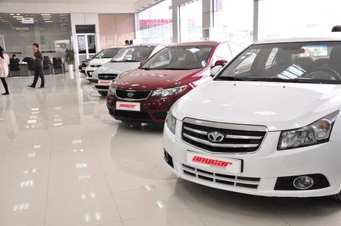 Thị trường ôtô: Cần có thêm các giải pháp để bình ổn