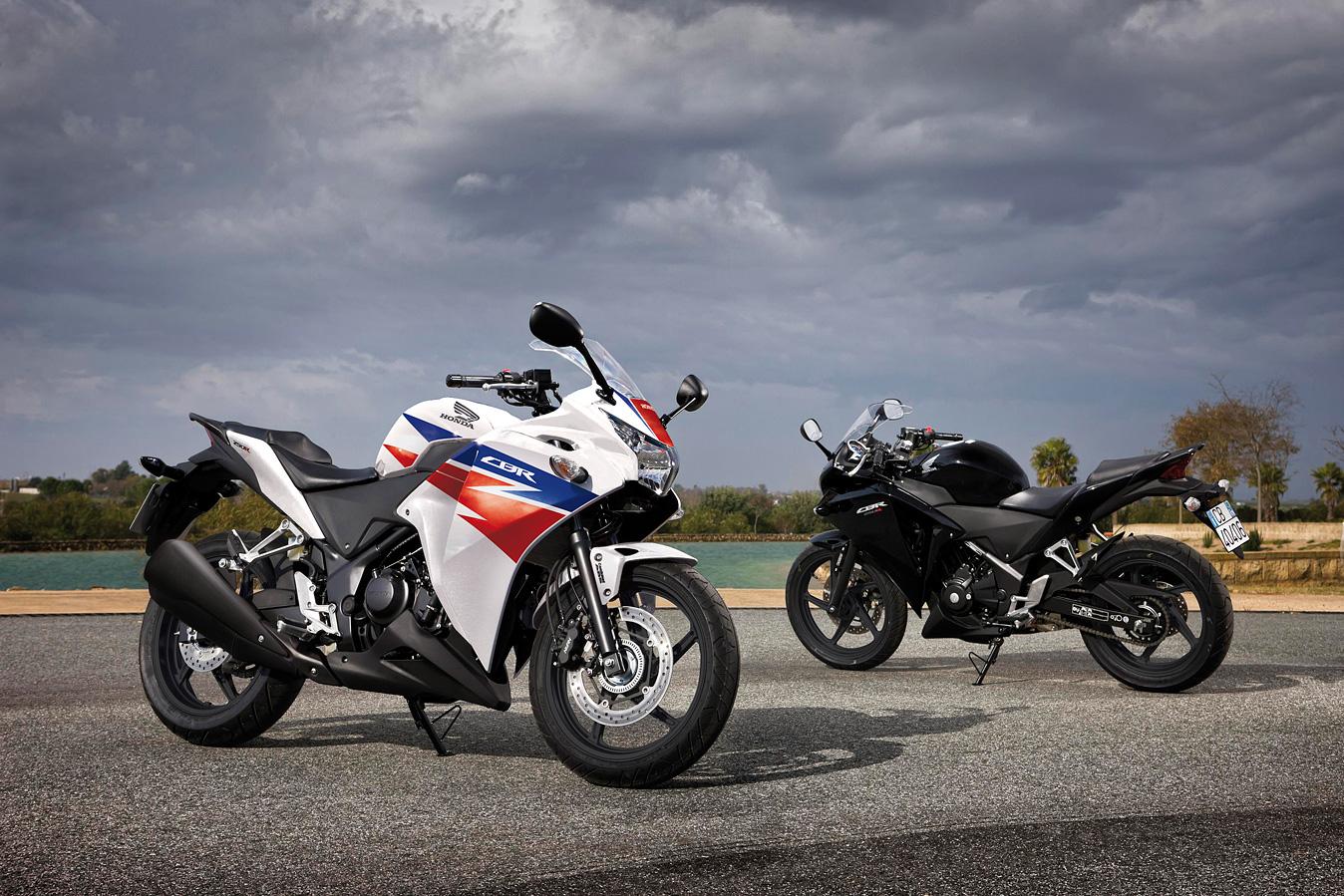 Honda CBR300R sẽ ra mắt vào tháng 9 tới
