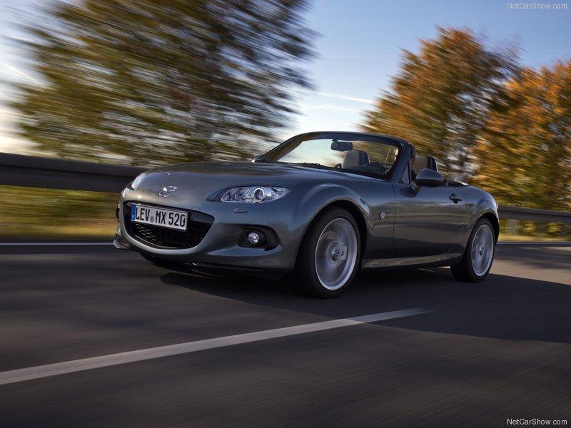 Mazda MX-5 thế hệ mới có thêm động cơ diesel